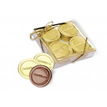Chocolates Coin Gift Box