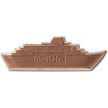 Chocolate Cruise Ship