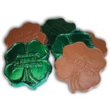 Chocolate Clover Leaf