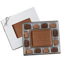 Construction Chocolate Gift Box - 8 oz.