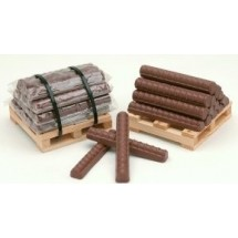 Pallet of Chocolate Rebar