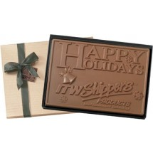 2 lb. Custom Chocolate Bar