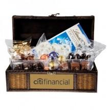 Executive Chocolate Treasure Chest