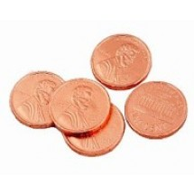 Chocolate Copper Pennies