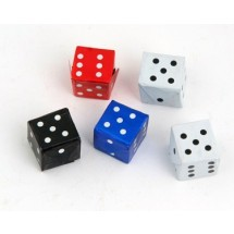 Chocolate Candy Dice