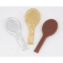 Chocolate Tennis Racquets