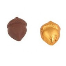 Chocolate Acorn - 100 Per Case