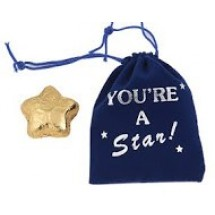 Chocolate Stars Bag