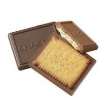 Chocolate Logo Cookies