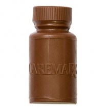 Chocolate Pill Bottle