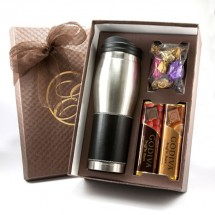 Chocolate Tumbler Gift Set