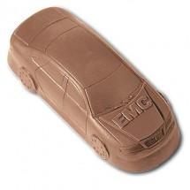 Chocolate Race Car 3-d