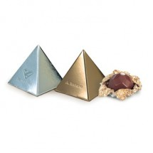 Pyramid Gift Box with Truffle