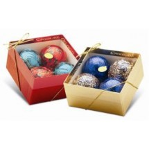 Chocolate Ornament Gift Box
