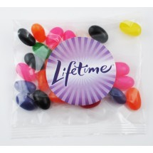 Goody Bag with Jelly Beans