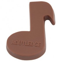 Chocolate Music Note