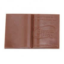 Chocolate Book (Open)
