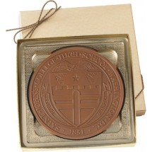 Chocolate Circle In Gift Box