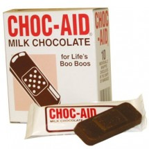 Chocolate Band Aids