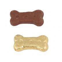 Chocolate Dog Bones Small
