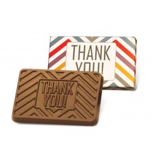 Chocolate Thank You Bar in Gift Box