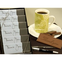 Chocolate Thank You Bar Gift Set