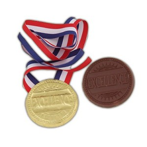 Awards Chocolates